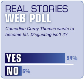 Real Stories Web Poll
